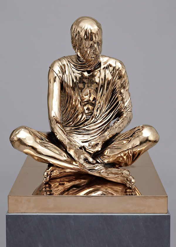 Kevin Francis Gray :: Temporal Sitter Bronze