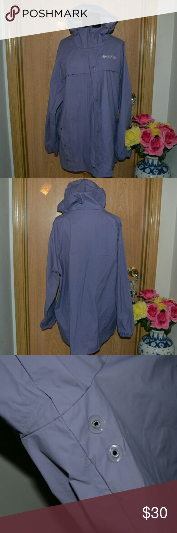 Columbia sportswear company purple Smoke free home!  Buy 3 get one free!  NO TRADES!!!  NO HOLDS!  offerdls Are always welcome as long as they're reasonable & through the OFFER BUTTON!  A super cute purple jacket by the brand Columbia sports wear company size large. In very good condition! Columbia Jackets & Coats