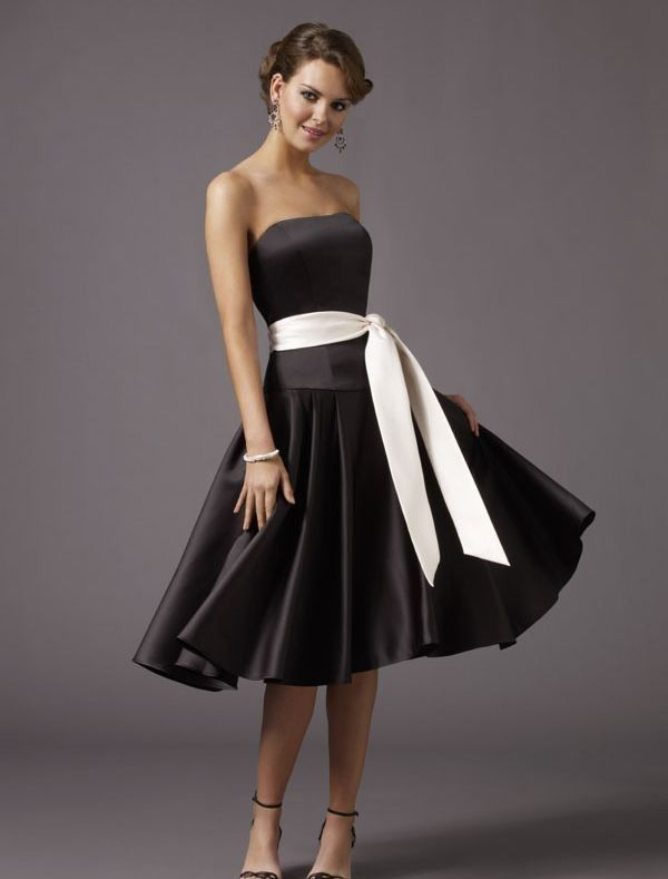 Few Things Are As Covetable And Versatile A Bridesmaid Dresses Black Whether Its