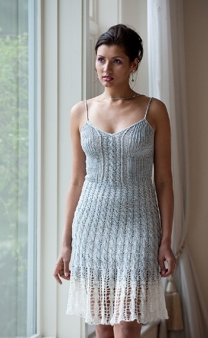 Timeless Cable Dress
