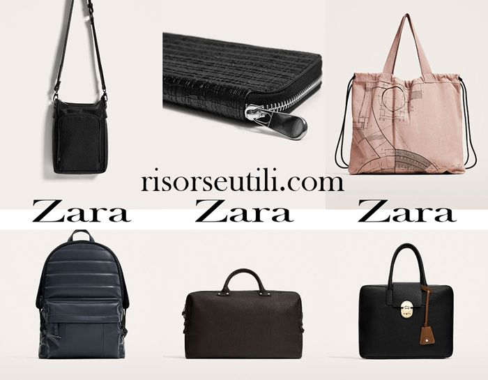 Handbags Zara fall winter 2017 2018 men bags