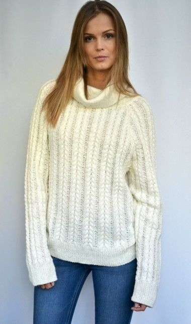 Solstice backless sweater - For love and Lemons