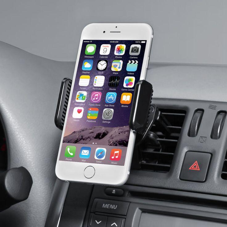 AVANTEK Car Mount Air Vent Holder Cradle for iPhone Samsung Universal Cell Phone #ad