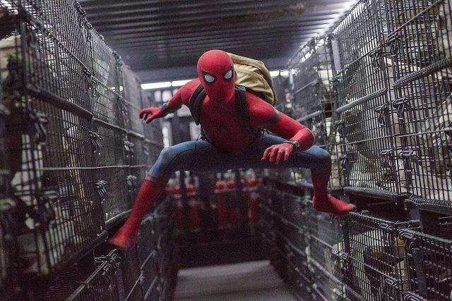 Spider-Man i kamp mod byens trussel