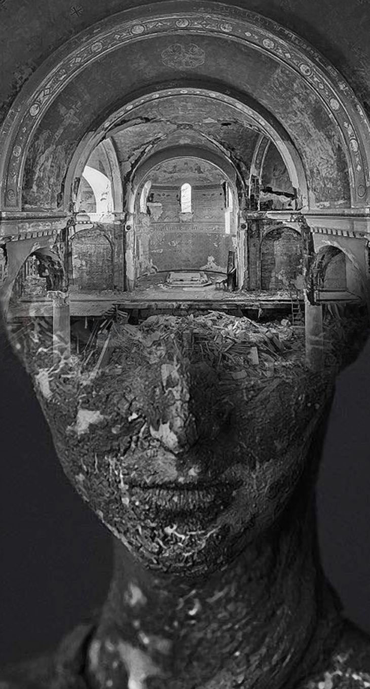 black goddess · antonio mora