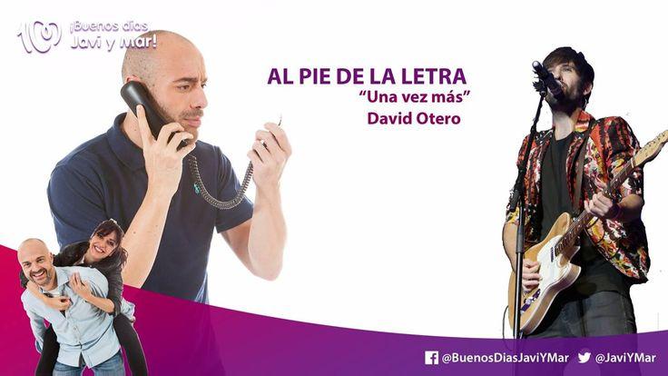 """¿Os acordáis de la llamada de Fernando Martín a un amigo utilizando la letra de """"Pastillas para dormir"""" de Estopa? Lo ha vuelto a hacer """"Una vez más"""" con la letra de David Otero. Os vais a partir."""