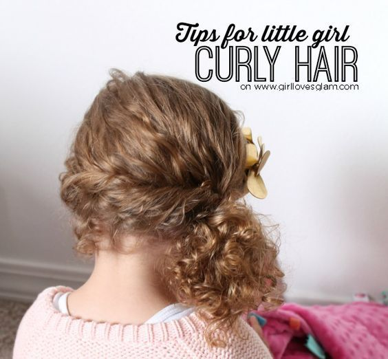 Curly Hairstyle For Toddler : Best 25 kids curly hairstyles ideas on pinterest pretty