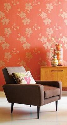 sweet floral wallpaper