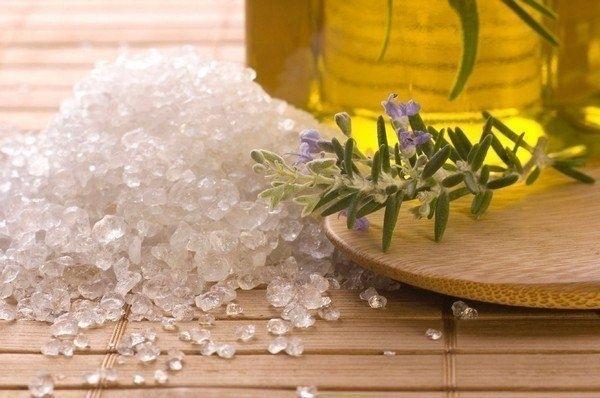 Морская соль: 8 полезных применений 0