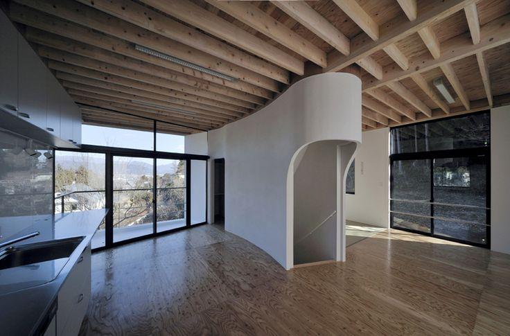 aat + makoto yokomizo architects (Photo: © Hiroyashu Sakaguchi)