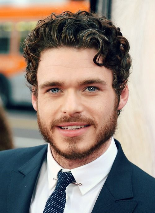Richard Madden as Ronan Connolly {Character Inspiration} Many things about Richard remind me of the character, Ronan Connolly. {the hair, those lips - Holliday is a lucky girl :) }
