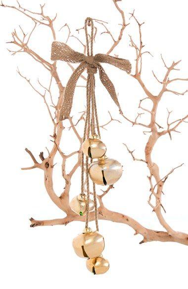 Shiraleah Bell Ornament