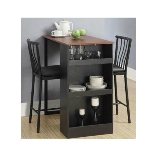 Counter Height Dining Table Small Kitchen Set Small Space Dinner
