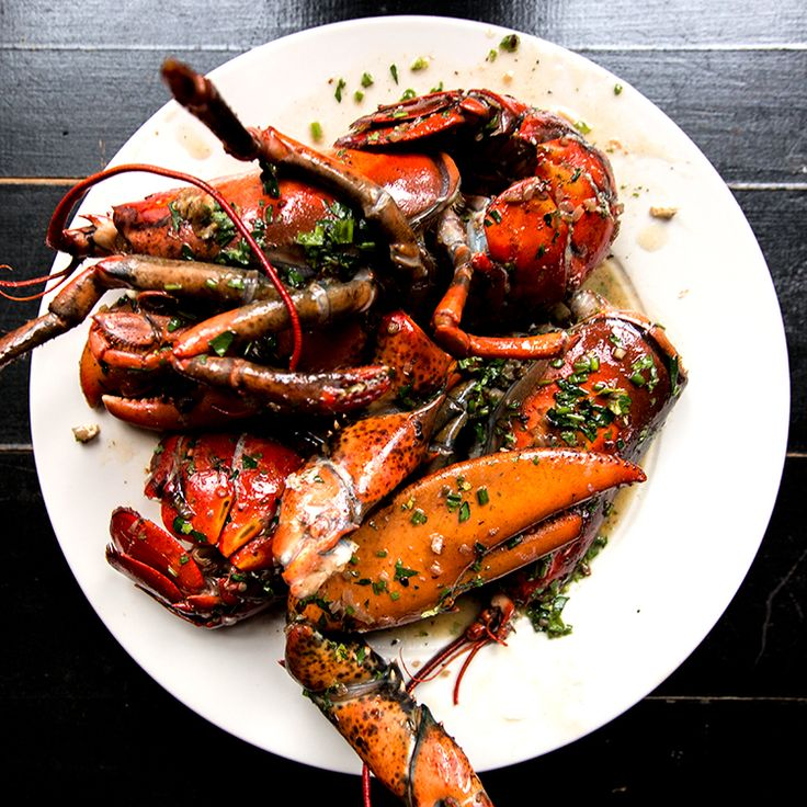 how to cook fresh lobsters at home