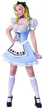 PartyBell.com - Alice Sexy Adult Costume