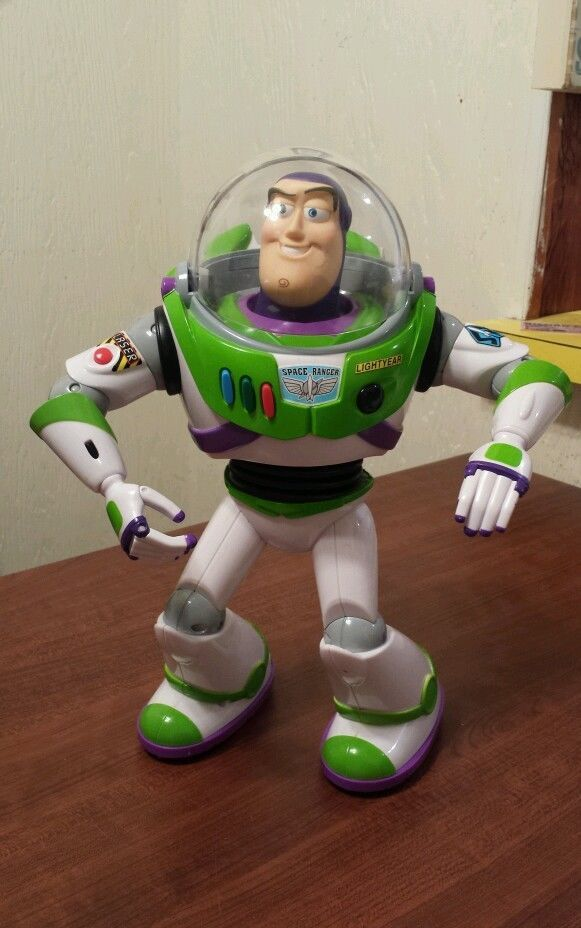 u command buzz lightyear instructions