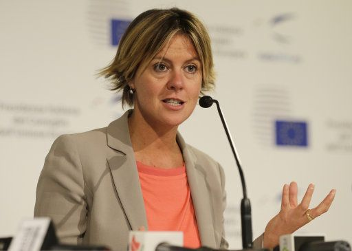 """Italy's Health Minister Beatrice Lorenzin said that Italy was a """"dying country"""" (PA)"""