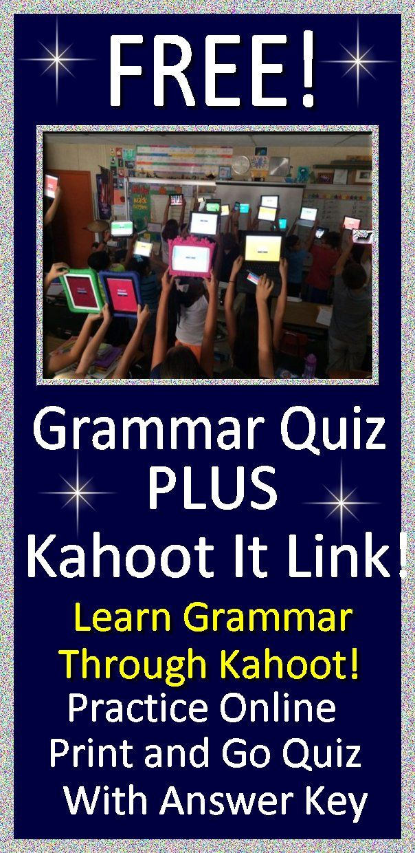 This is a 40 question written grammar quiz and answer key. This pack also includes an online link to a KAHOOT IT for extra practice. Practice the skills with the Kahoot It game, and then test the skills on paper! This is perfect for middle and high school students.  Skills covered in this assessment: direct objects, indirect objects, predicate nouns and predicate adjectives.   It also has a special emphasis on verbs: physical, mental, transitive, intransitive, action, linking, main, and…
