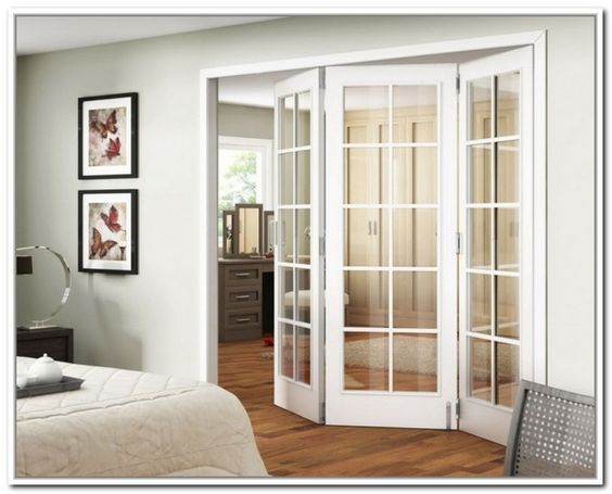 Best 25 bifold french doors ideas on pinterest for Folding french doors