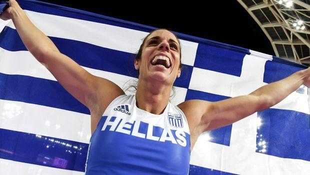 drapetsonavolley: Η Στεφανίδη καλύτερη αθλήτρια της χρονιάς στην Ευρ...