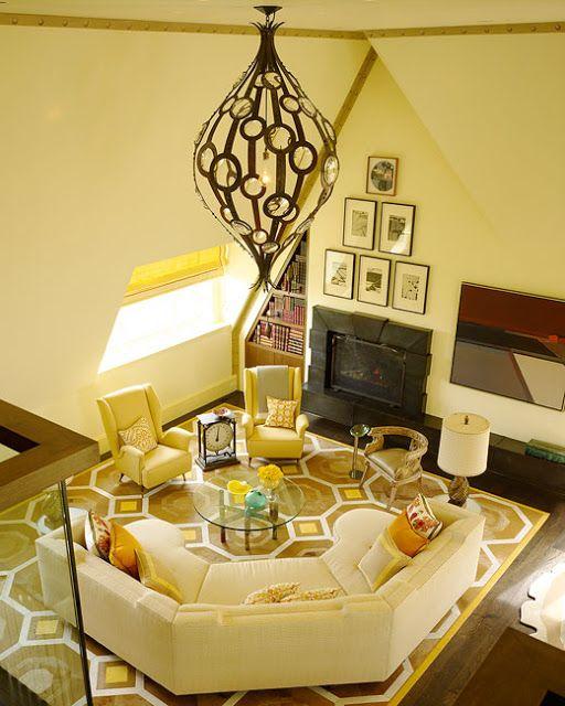 Radial Balance | Sofa layout, Home decor inspiration ...