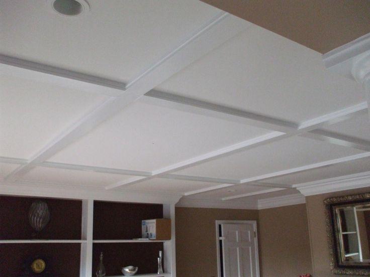 drop ceiling tiles basement - Decorative Drop Ceiling Tiles