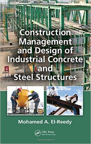 297 best books images on pinterest livros book and books construction management and design of industrial concrete and steel structures mohamed a fandeluxe Choice Image