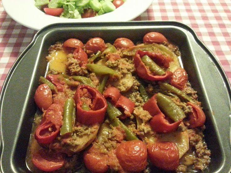 Mutfağımızdan Seçmeler: PATATES OTURTMA