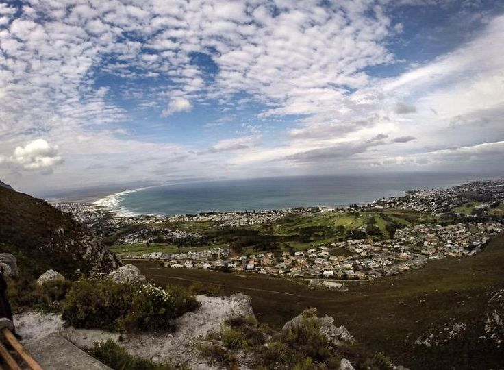 What a view! Thank you @SAForestAdv for the experience will definitely do this again! #Hermanus #Beautiful #Amazing