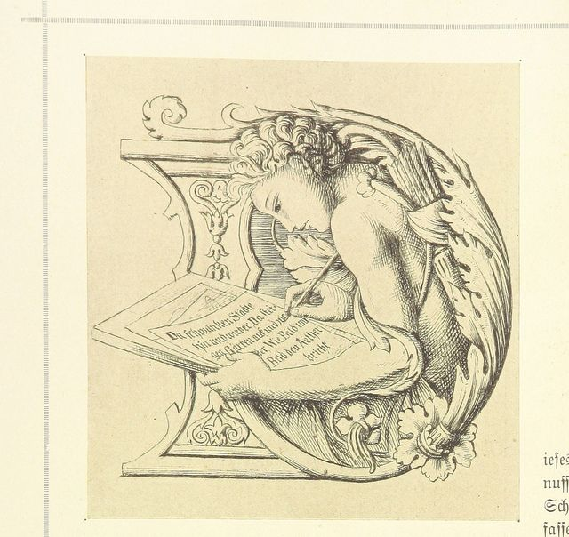Image taken from page 282 of 'Goethe's Italienische Reise. Mit 318 Illustrationen ... von J. von Kahle. Eingeleitet von ... H. Düntzer' | F...