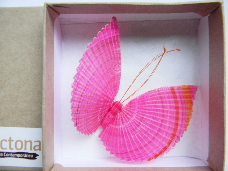 Butterfly, #autoctonachile,  #handcraft, #artesania