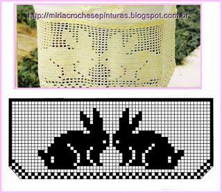 MIRIA crochets bunnies No. 386