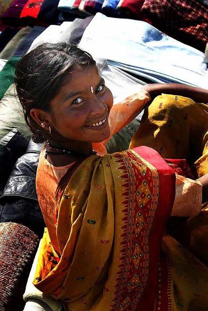 Kashmir, India | A Lovely Smile