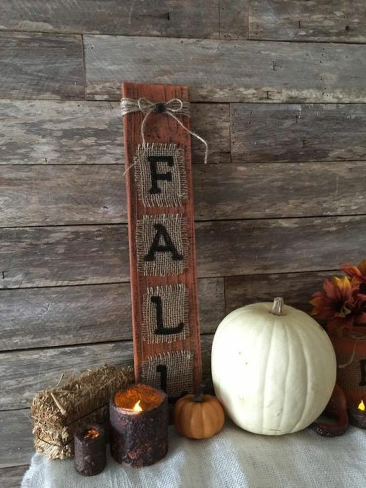 15 best fall decor scarecrows pumpkins images on pinterest commitment issues fall decor and - Herbstdeko kurbis ...