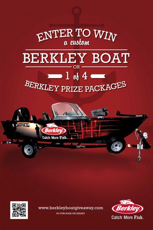 Berkley Boat Contest