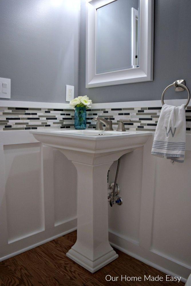 Best 25 cheap bathroom remodel ideas on pinterest - Bathroom renovation ideas for tight budget ...