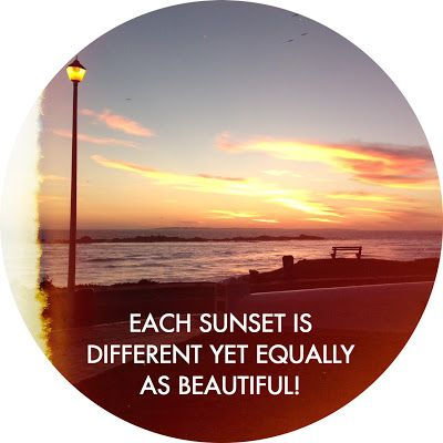 #Sunset #Capetown #southafrica #blogpost about #Preconceptions, Our Greatest Misconceptions! #God #Love #life