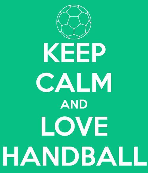Handball in my heart