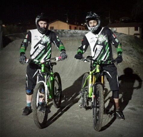 Cicli Gussino - Ivano Pistillo - Massimo Roncoroni - The crew is ready for the 2016 season