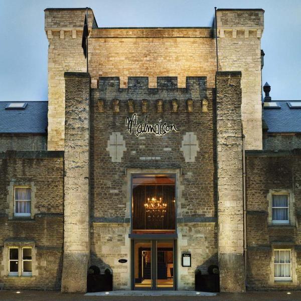 Malmaison, Oxford. Wedding/Party Venue.
