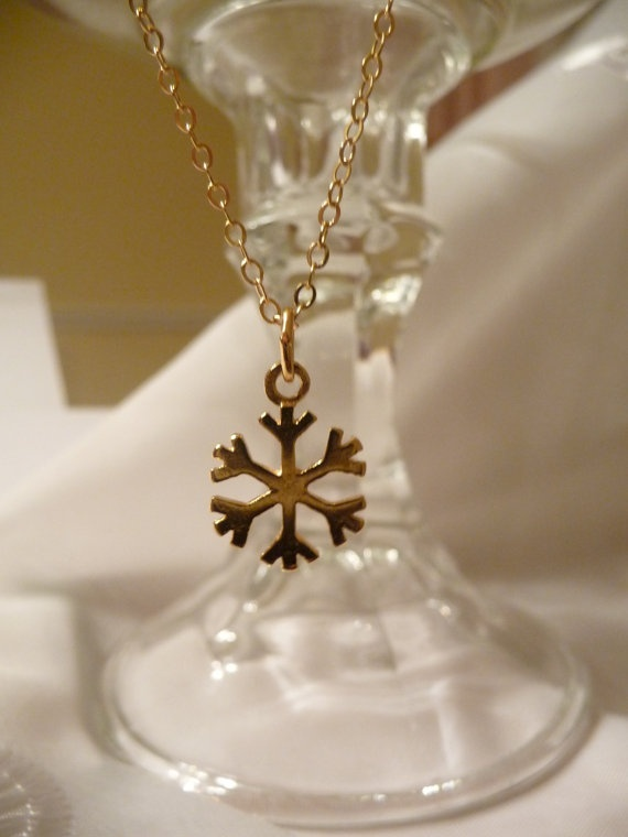 Let it Snow Necklace