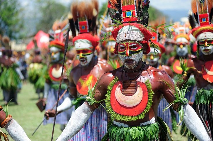 People of Papua New Guinea #travel