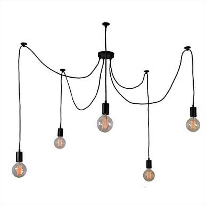 Suspension réglable 5 lumières - FIX MULTI - Luminaires - Suspensions, Plafonniers - Décoration intérieur - Alinéa