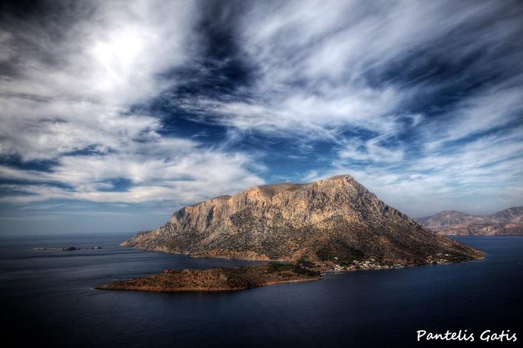 GREECE CHANNEL   Telendos Island, Kalymnos, Greece