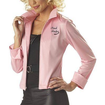 I want a Pink Ladies jacket SO bad!