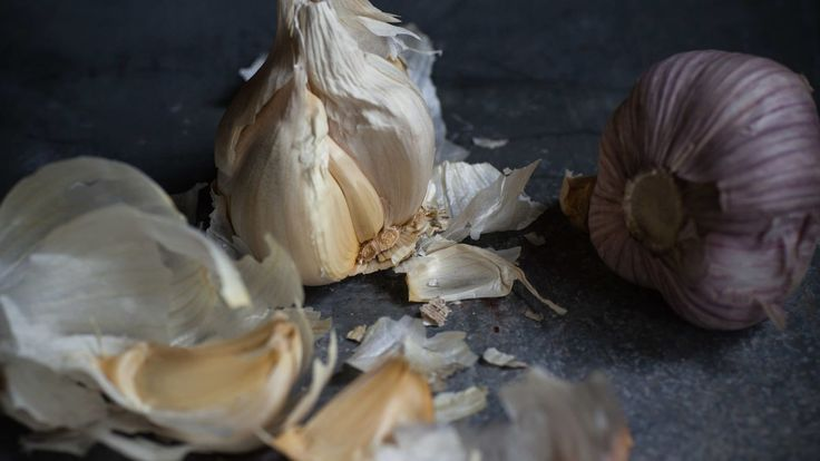 soothe a coldgrating raw garlic into your soup  raw
