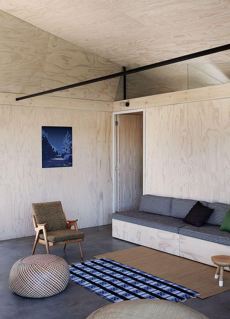 25 best ideas about plywood interior on pinterest for Villa de reve
