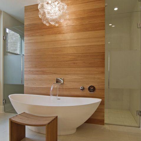 Leavitt Residence - contemporary - bathroom - chicago - Besch Design, Ltd.