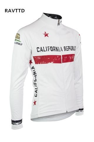 This best-selling California Republic cycling shirt has found favor with  dedicated runners who embrace 6e8b51e20
