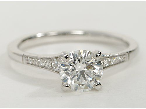 20 Affordable Engagement Rings That Actually Look Like Engagement Rings